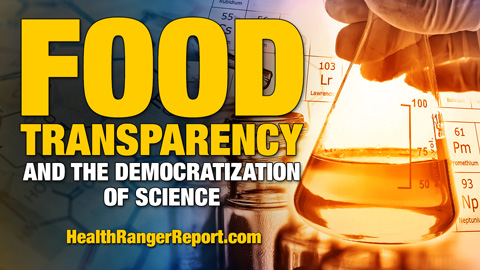 Image: Food transparency and the democratization of science (Audio)