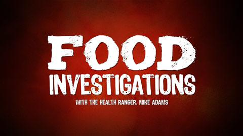 Image: Food Investigations Part 1