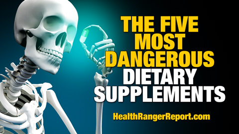 Image: The five most dangerous dietary supplements
