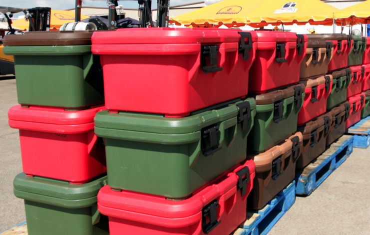 Image: Long Term Food Storage For Disasters (Video)