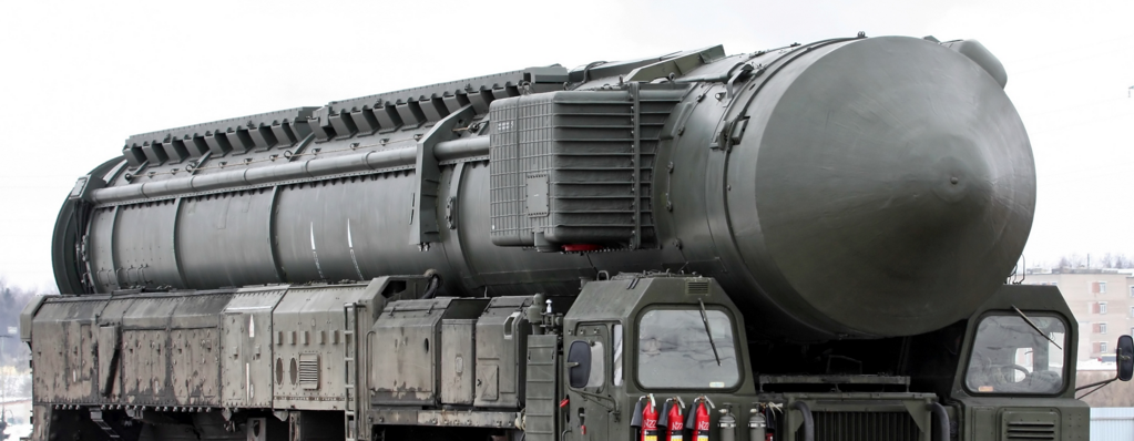 Image: Russia's new Satan 2 nuclear missile can destroy an entire nation in a flash (Audio)