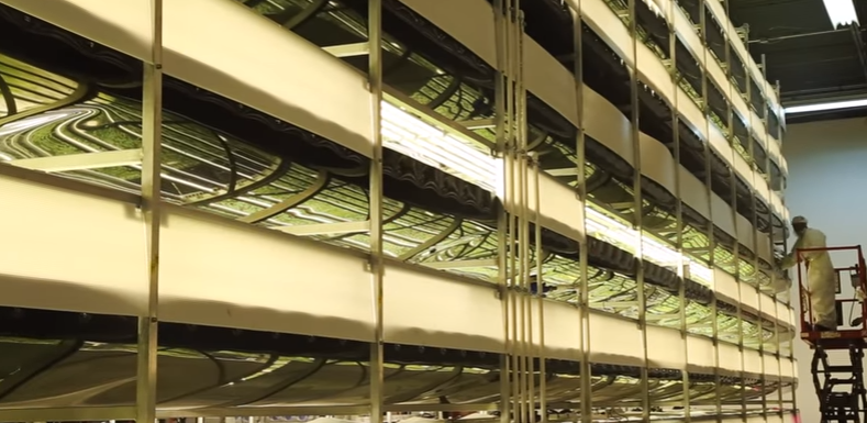 Image: Are Vertical Farms The Future Of Agriculture? (Video)