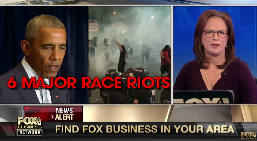 Image: Was President Obama at Fault for Anti-Trump Riots? (Video)
