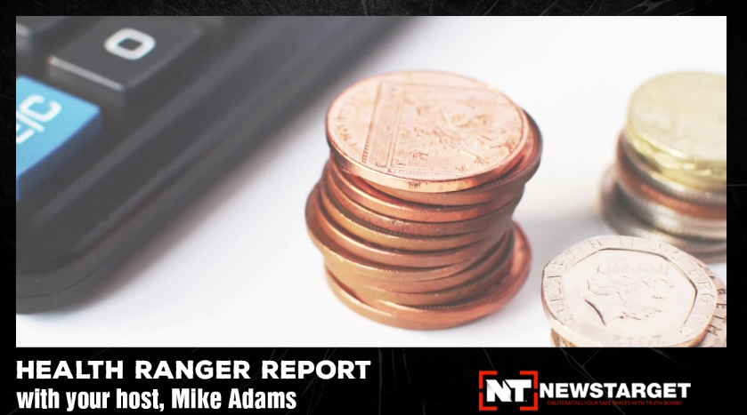 Image: The Health Ranger Predicts the Coming Pension Collapse (Video)
