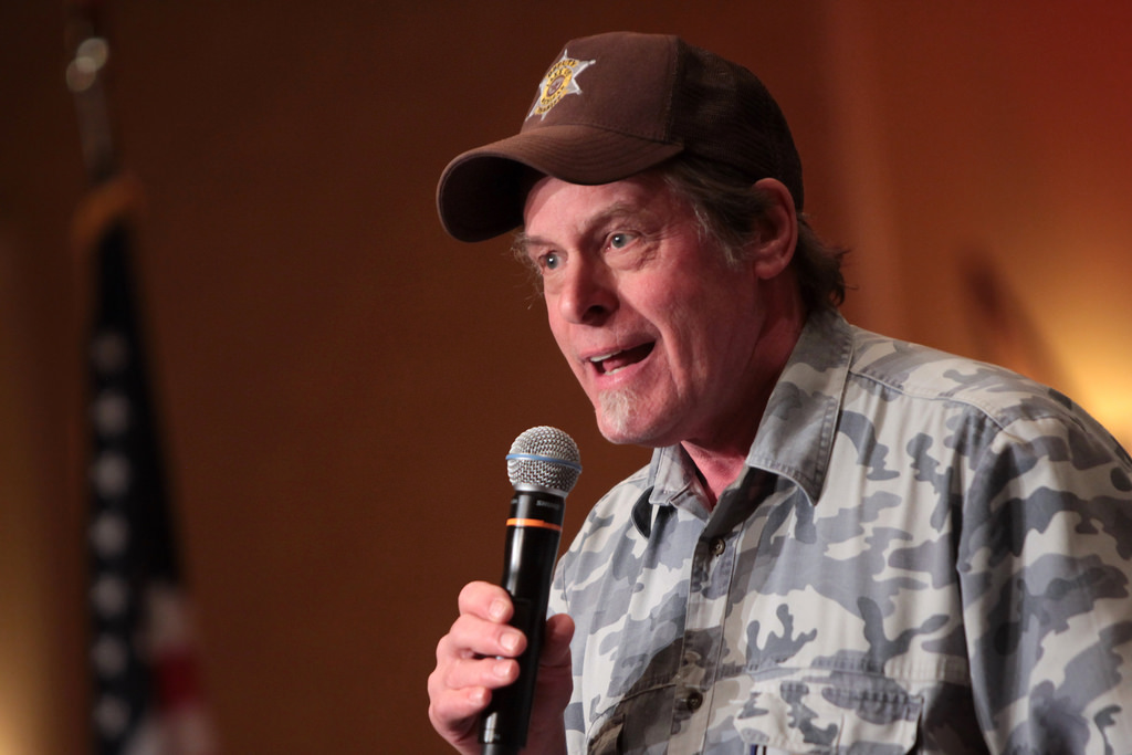 Image: Ted Nugent on President-Elect Donald Trump (Video)
