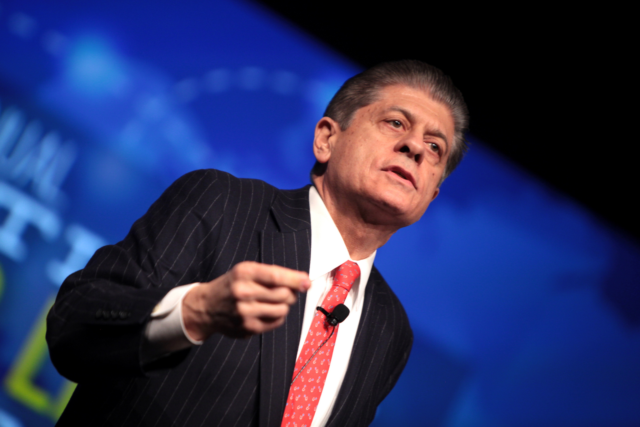 Image: Judge Napolitano Drops A Bomb: US Intelligence Was Behind Hacks — Not Russia (Video)