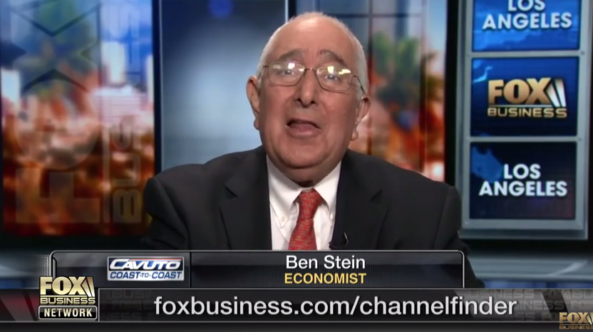 Image: Ben Stein: Why Are Democrats Big, Whiny Babies? (Video)