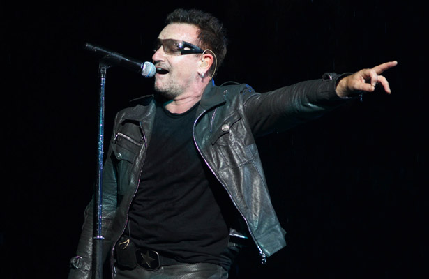 Image: U2 Cancels New Album Because Trump Won Election (Video)
