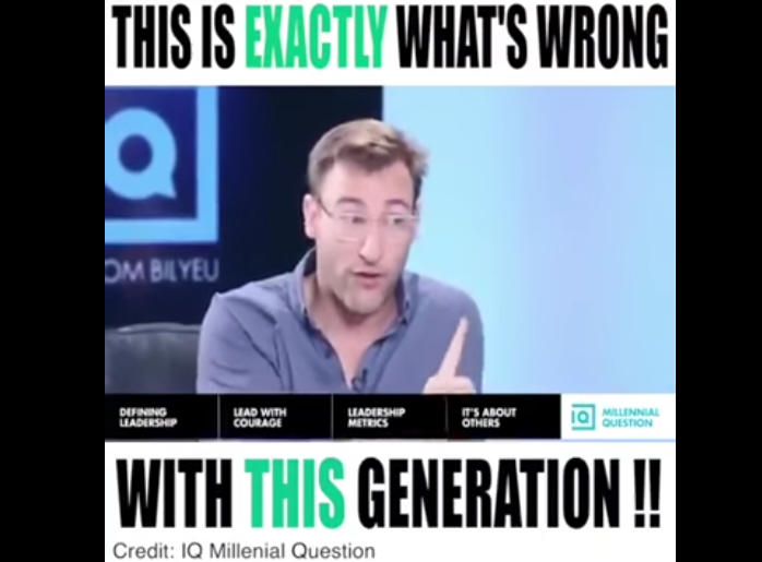 Image: This is Exactly What's Wrong with This Generation (Video)