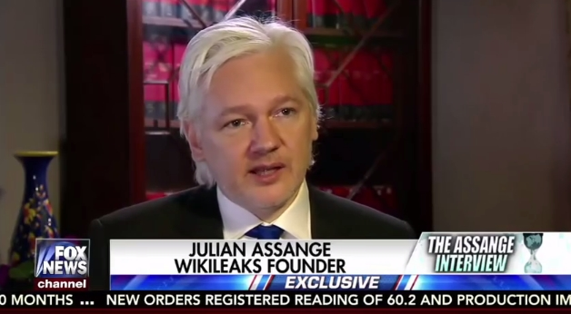 Image: Julian Assange Interview – Who Provided Wikileaks the Hacked DNC/Podesta Emails? (Video)