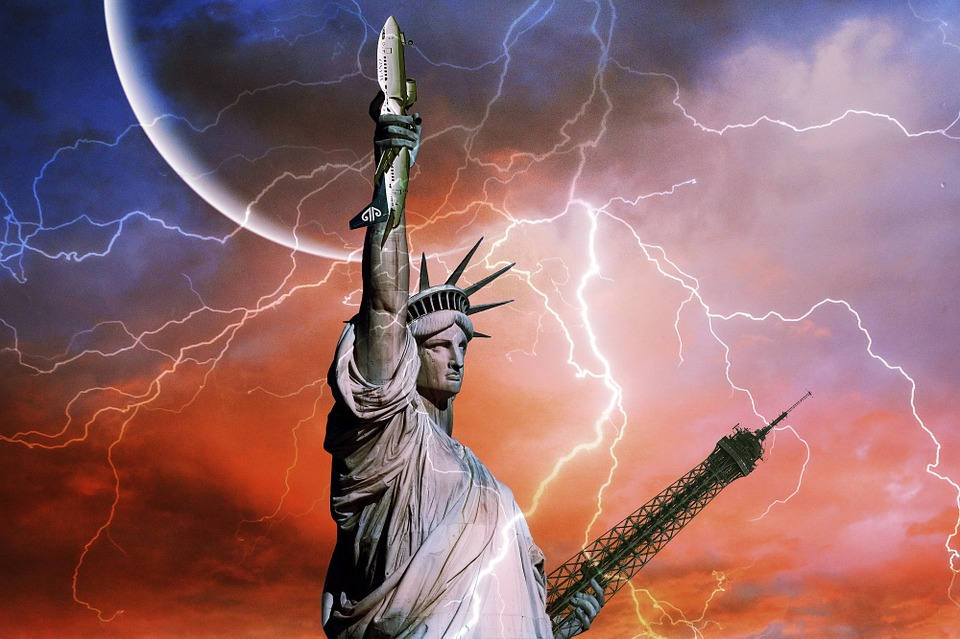 "Image: Shattered America: The Coming Break up of The ""United"" States of America (Video)"