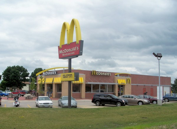 Image: McDonald's in Financial Trouble (Video)