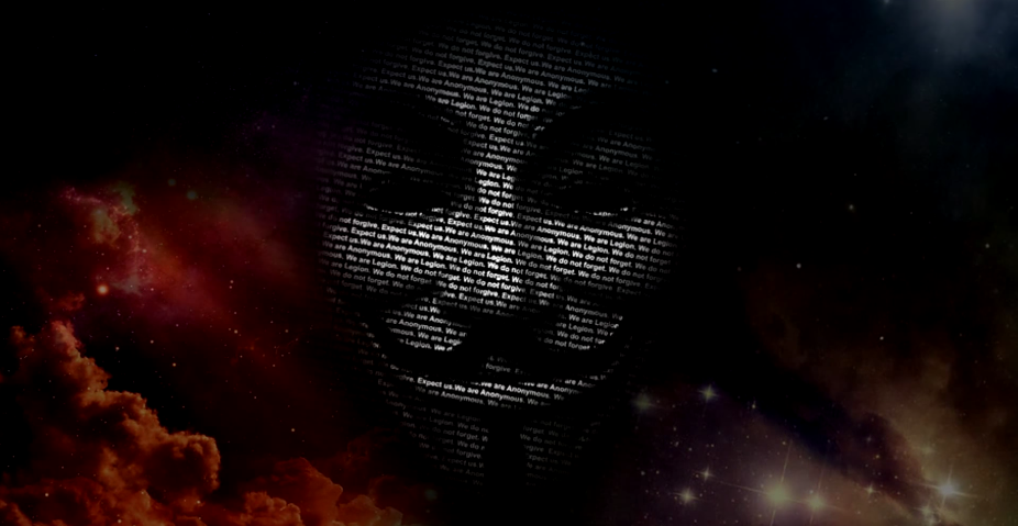 Image: Anonymous Civil War Begins In Washington (Video)