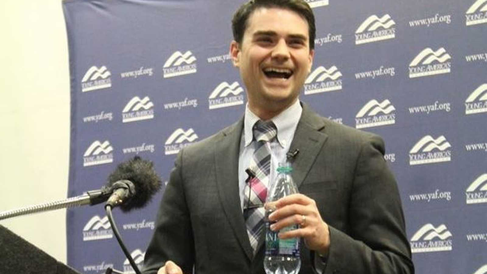 Image: Ben Shapiro brilliantly explains why transgenderism is a make believe illusion invented by liberals