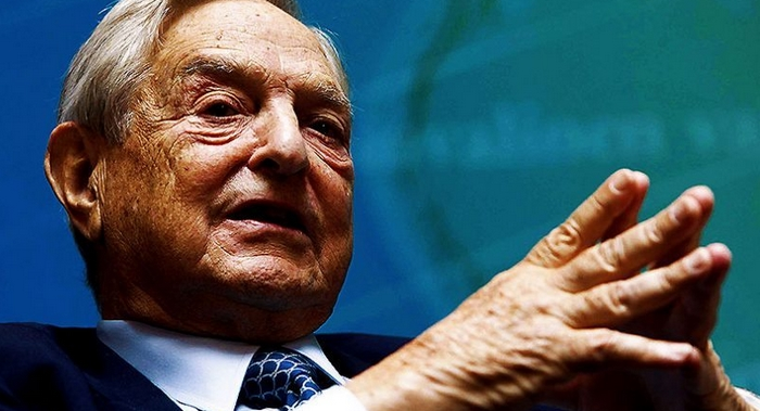 Image: Exposed: Soros is bankrolling Republican 'infiltrators' in attempt to stop Trump
