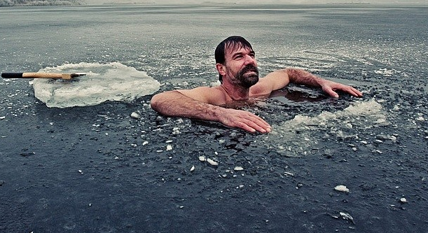 "Image: How to Never Get Sick Again – The Wim Hof ""Iceman"" Method (Video)"