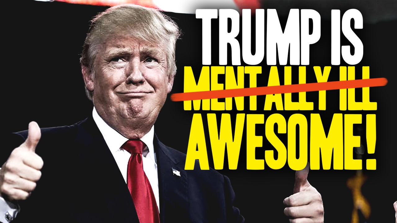 "... President Trump ""mentally ill"" and have him declared unfit for"