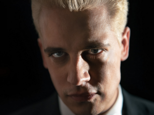 Image: Milo Yiannopoulous Addresses the Insanity of the UC Berkeley Riots (Video)