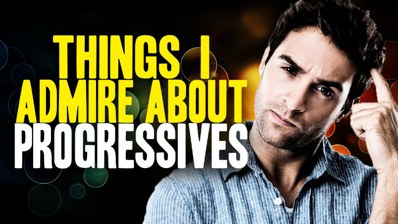 Image: Health Ranger: Things I Admire About Progressives (Video)