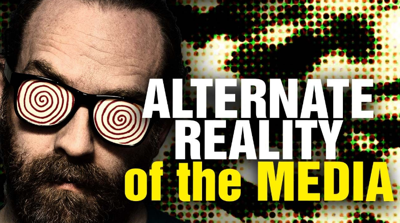 Image: Alternate SCIENCE REALITY of the Media (Video)