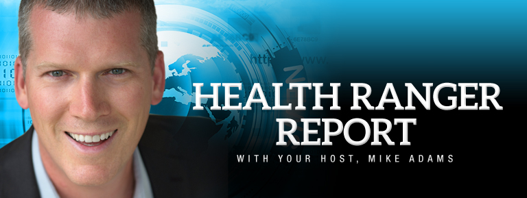 Image: Mike Adams, the Health Ranger, returns to talk radio via The Health Ranger Report