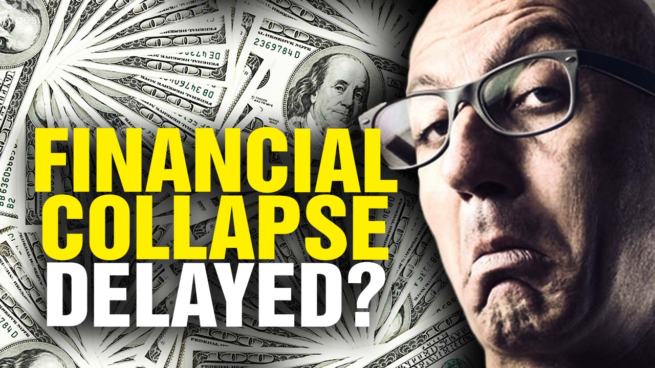 Image: Financial Collapse DELAYED? (Video)