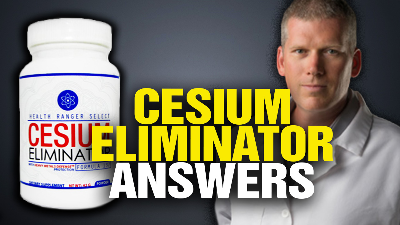 Image: Cesium Eliminator Q&A for Radionuclide Protection (Video)