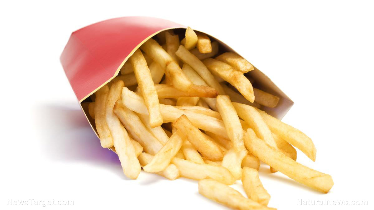Mcdonald S Perfect French Fries Terrifying Industry
