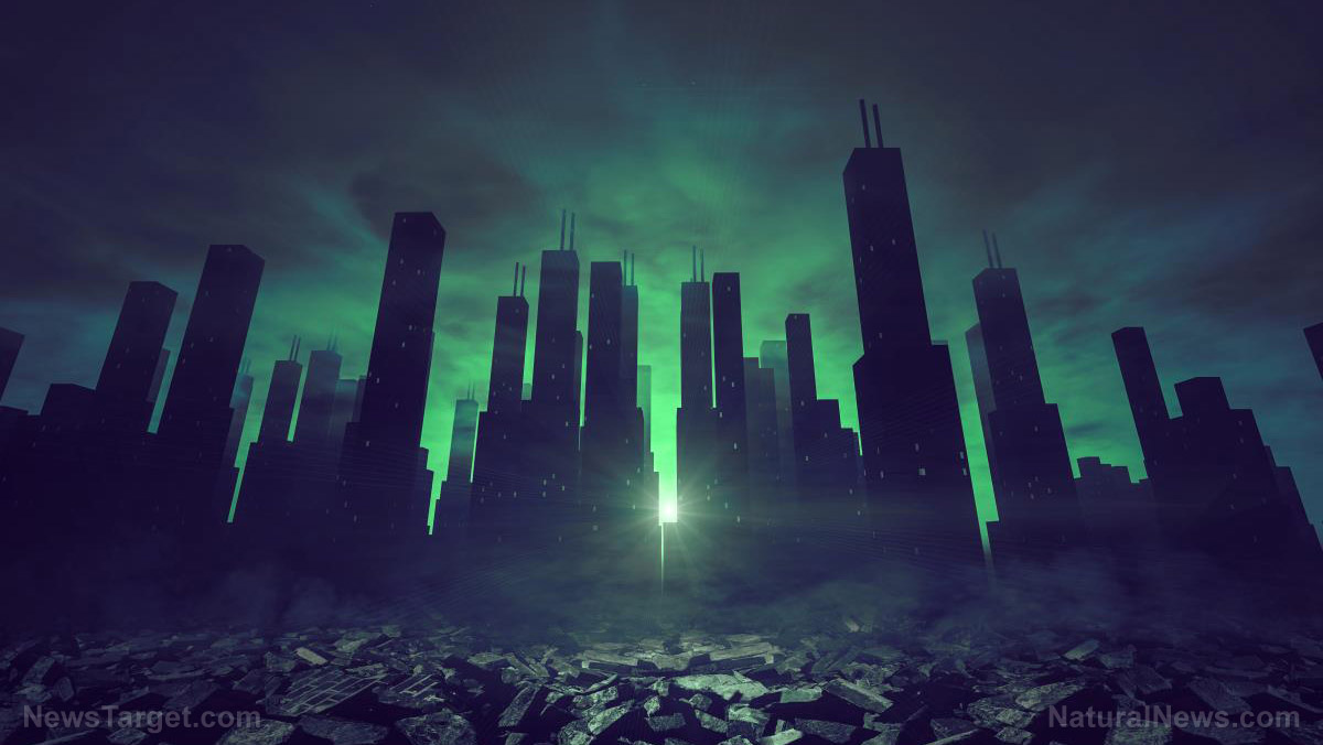 Image: Agenda 21 the Movie: Megacities Are Coming (Video)