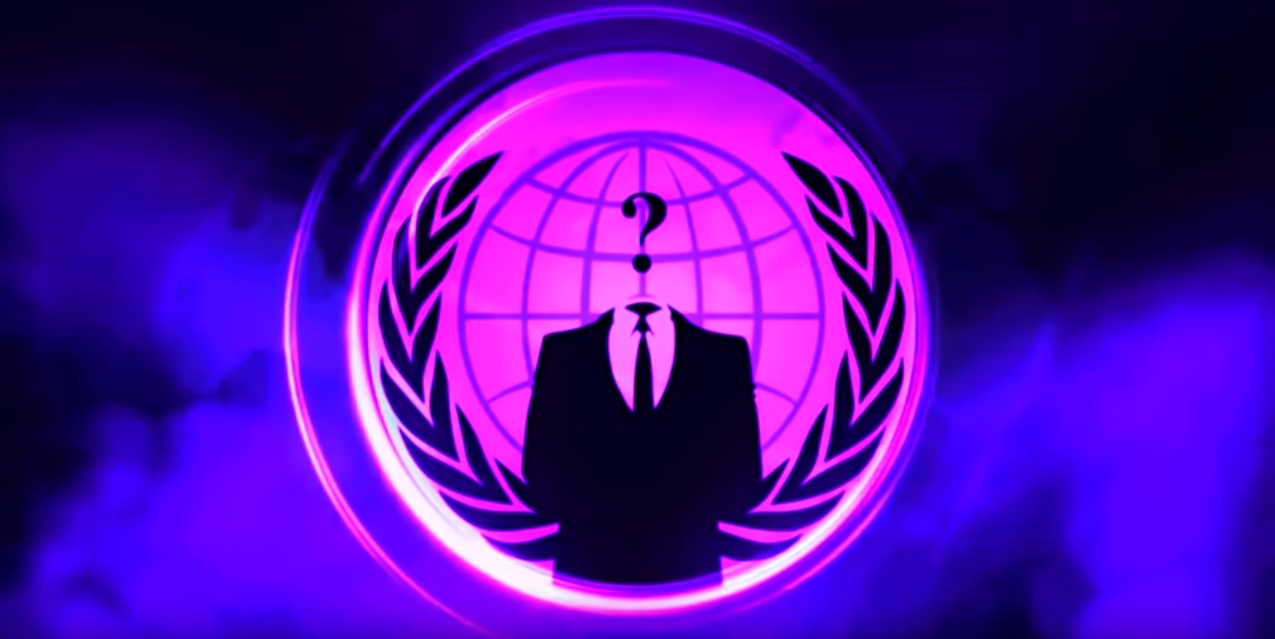 Image: Anonymous – Message to President Donald Trump (Video)