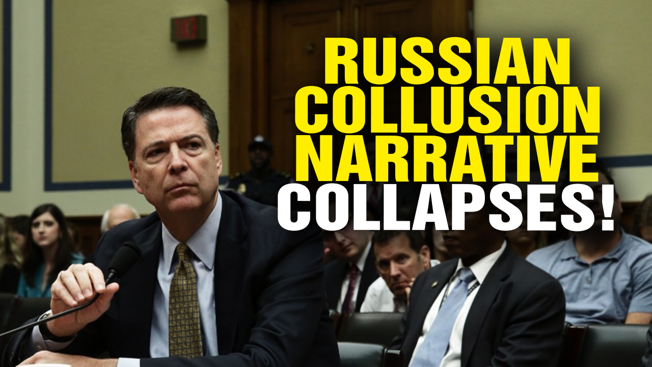 Image: Russian Collusion Narrative COLLAPSES (Video)