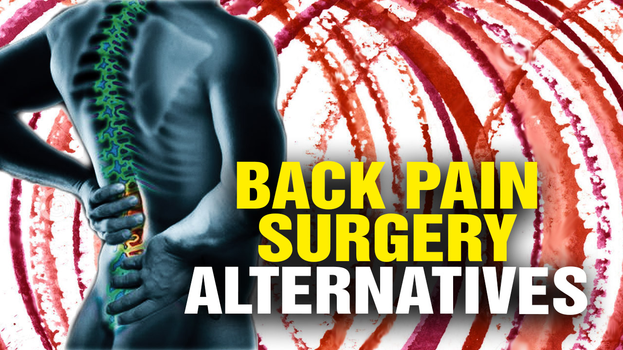 Image: DON'T Get Back SURGERY Until You Try This First! (Video)