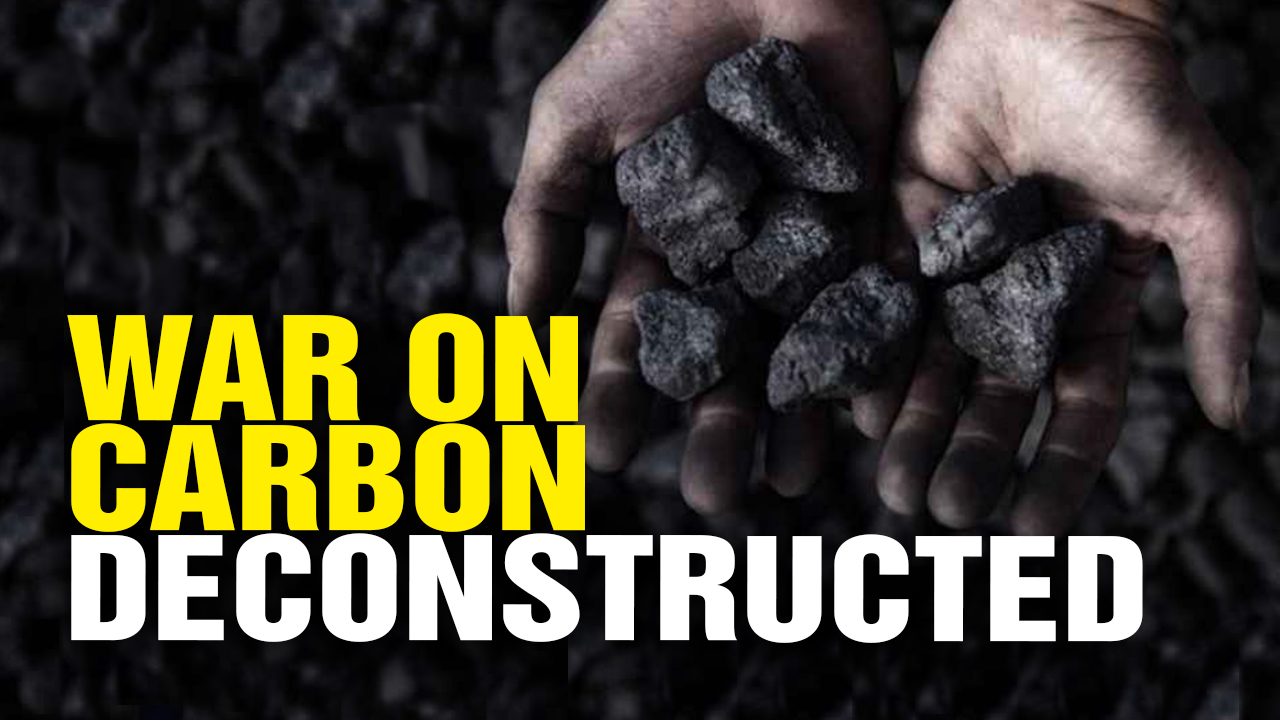 Image: The WAR on CARBON Deconstructed (Video)