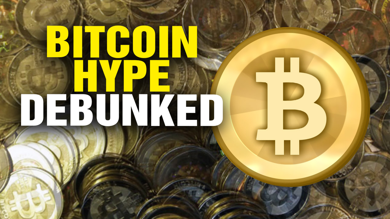 Image: Bitcoin Hype DEBUNKED (Video)