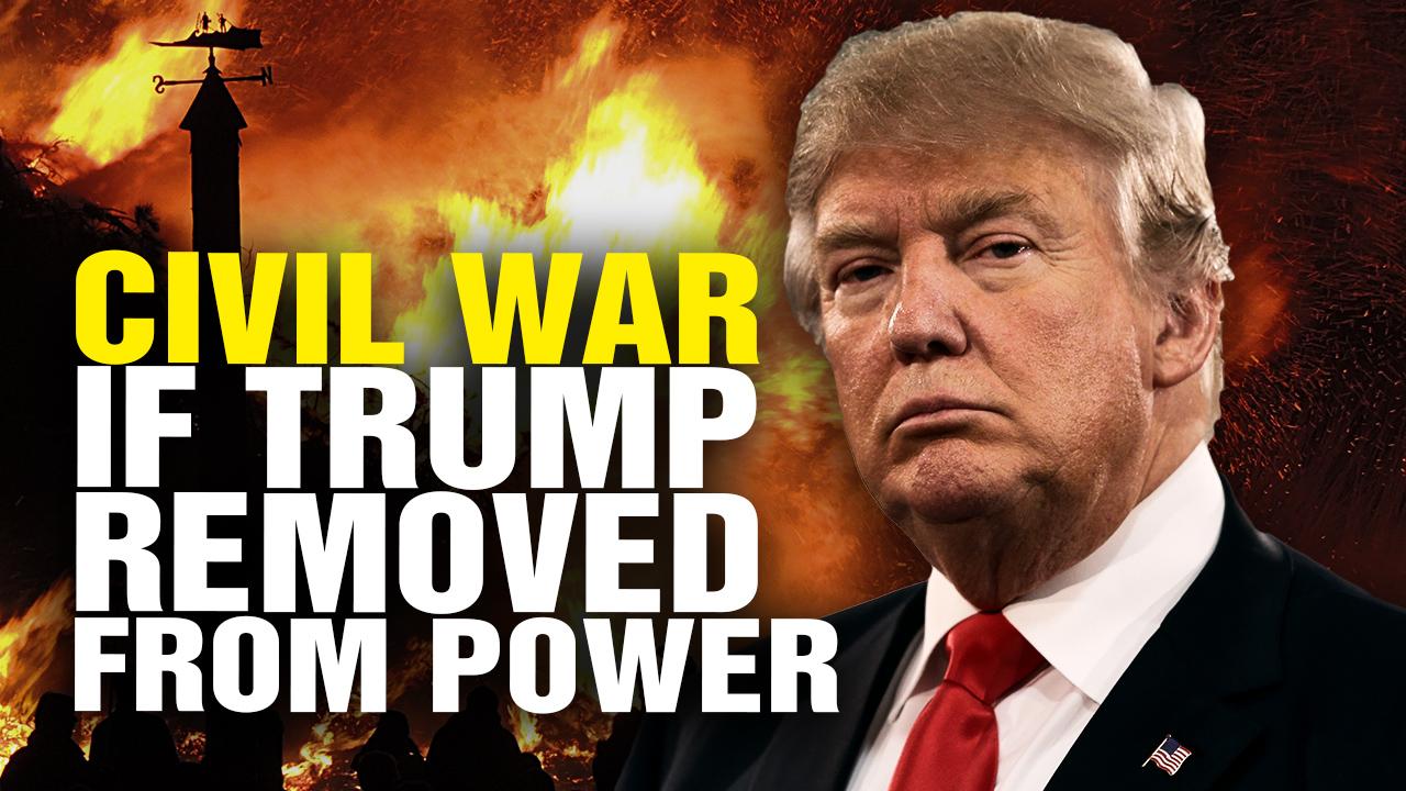 Trump Tax Reform Bill 2017 >> Michael Savage Warns: CIVIL WAR If Trump Removed From Power (Video)