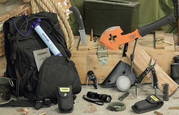 Image: First 10 Essential Bug Out Bag Items For New Preppers (Video)