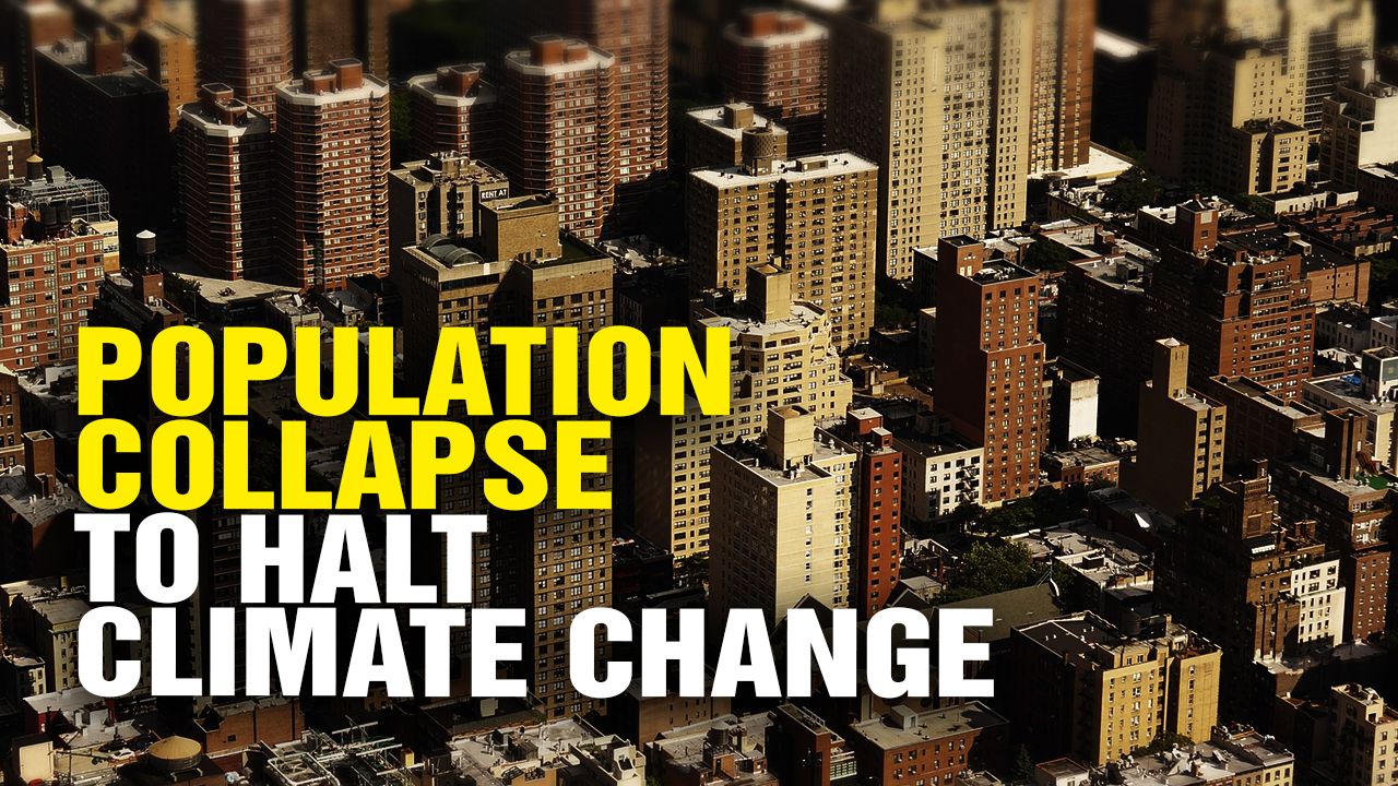 "Image: Population COLLAPSE Will Occur Long Before ""Climate Change"" Is a Real Problem (Video)"