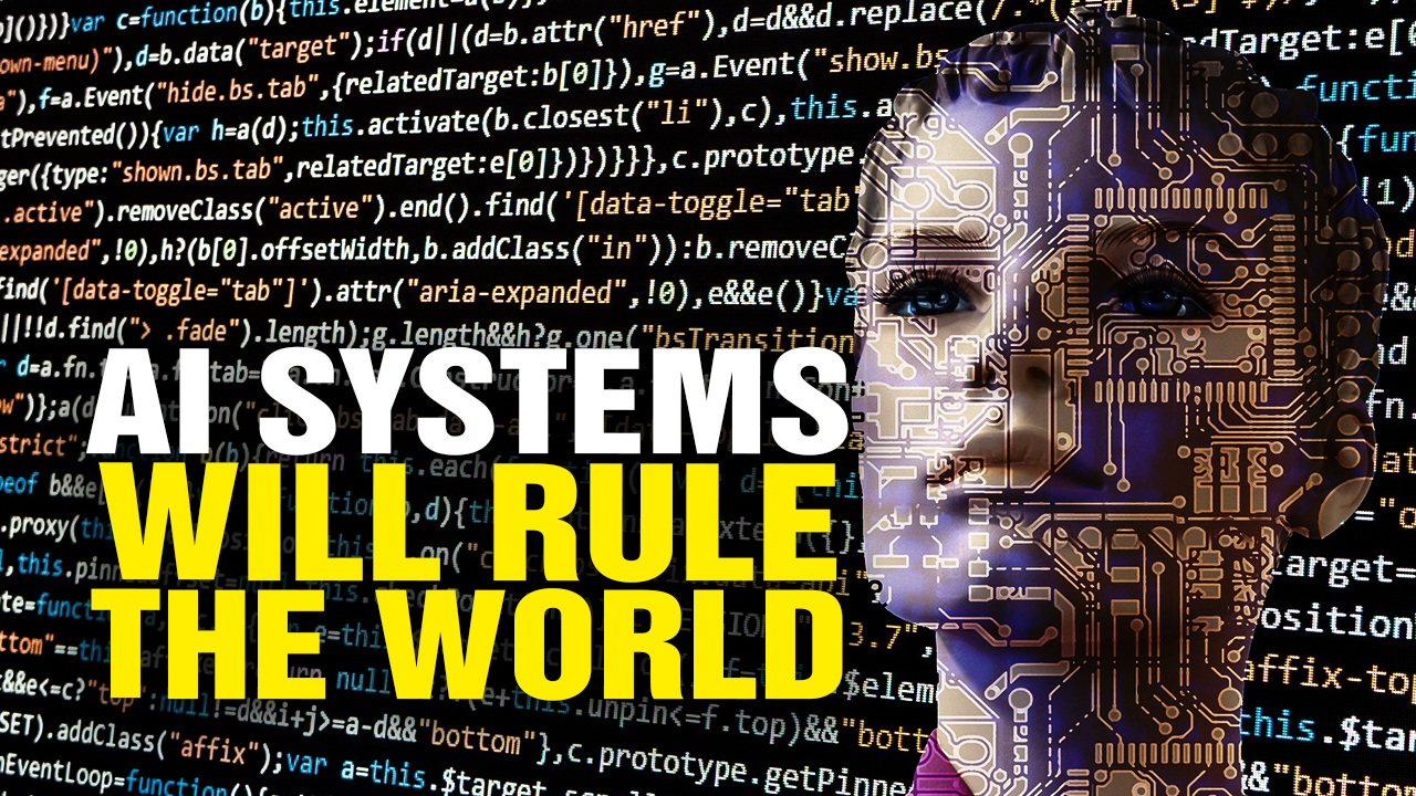 Image: Putin Warns AI Systems Will RULE the WORLD (Video)