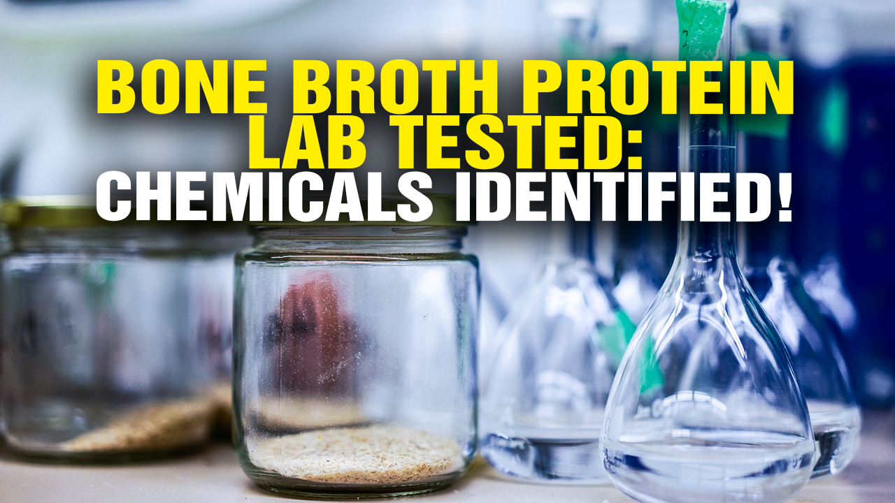 Image: Bone Broth Protein Products LAB TESTED – Surprise! (Video)
