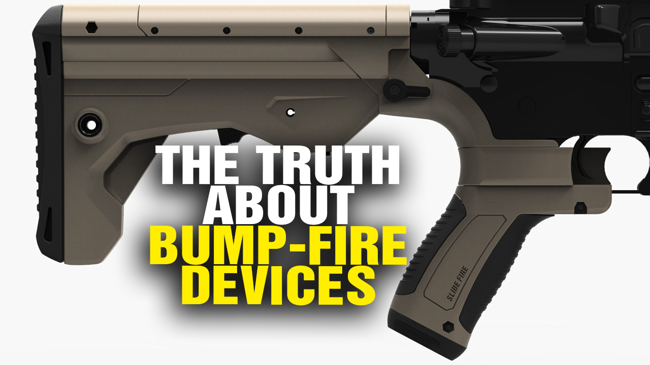 Image: The Truth About BUMP-FIRE Devices and Mass Shootings (Video)