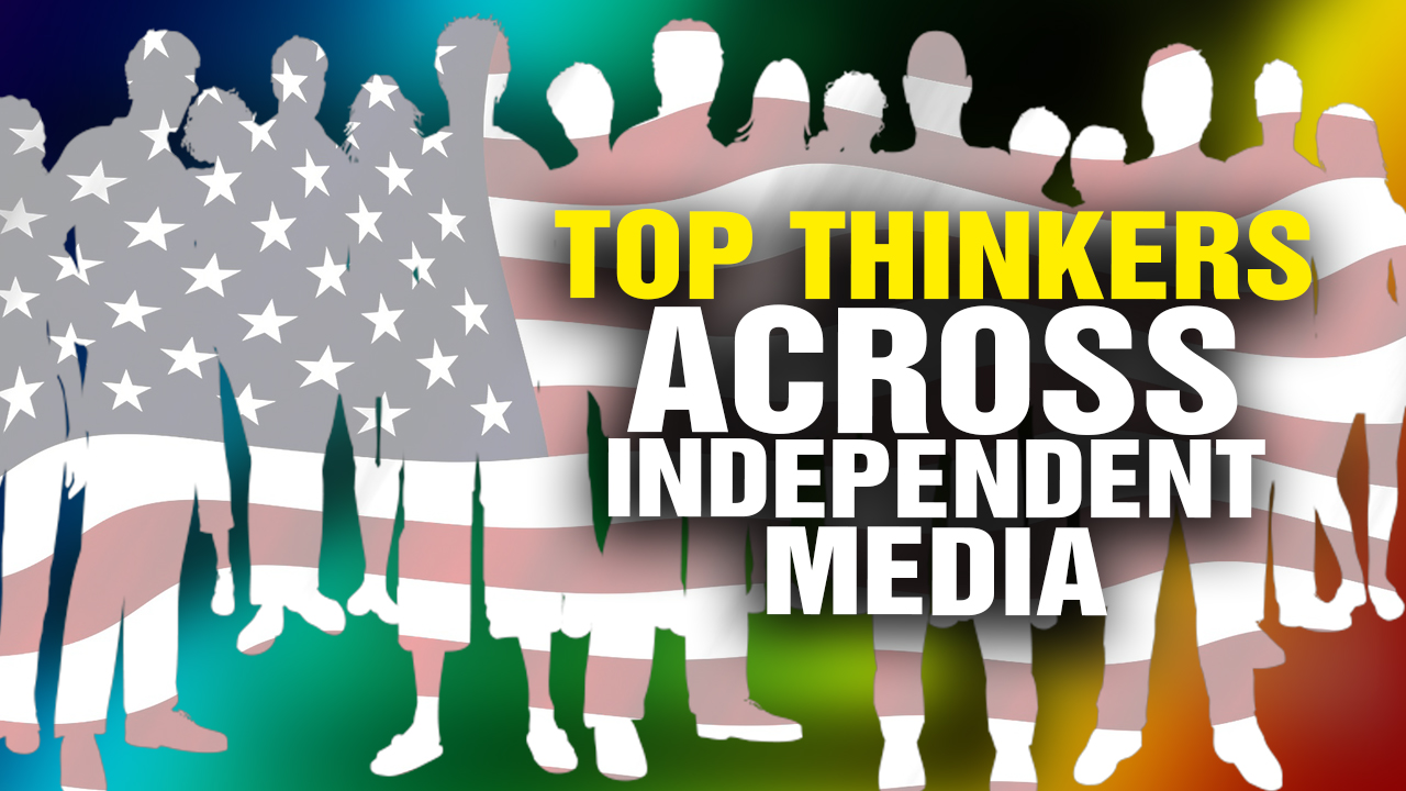 Image: Meet the Top Thinkers Across Independent Media (Video)