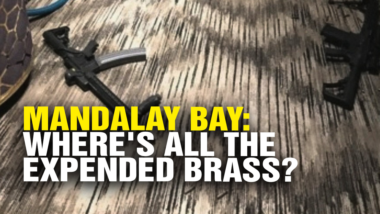 Image: Mandalay Bay Mystery: Where's All the Expended BRASS? (Video)
