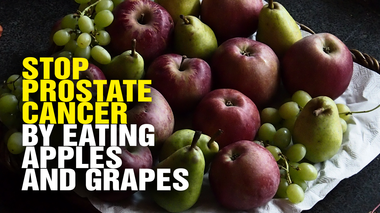 Image: New Research Reveals Food That Can Stop Prostate Cancer Dead in Its Tracks (Video)