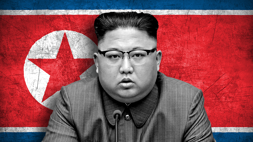 Image: ALERT: North Korea can now KILL 90% of the U.S. population (video lecture)