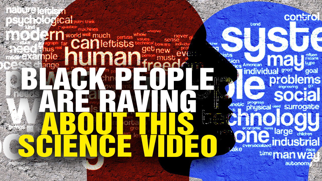 Image: Why So Many Black People Are Raving About This Science Video (Video)