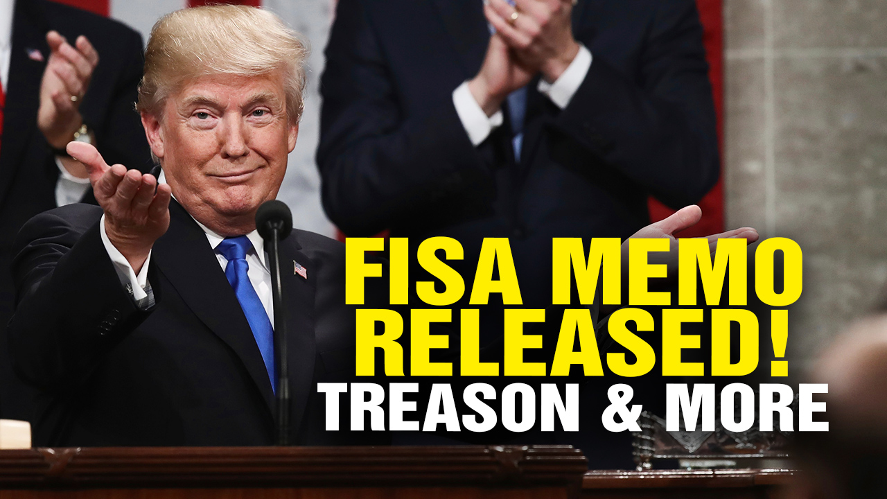 fisa memo released  treason exposed  video