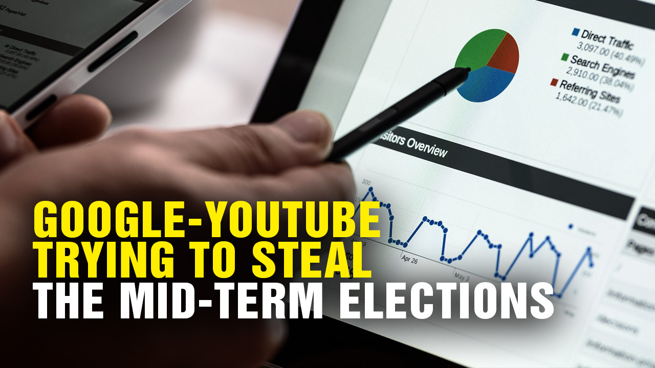 Image: Google-YouTube Trying to STEAL the Mid-Term Elections! (Video)
