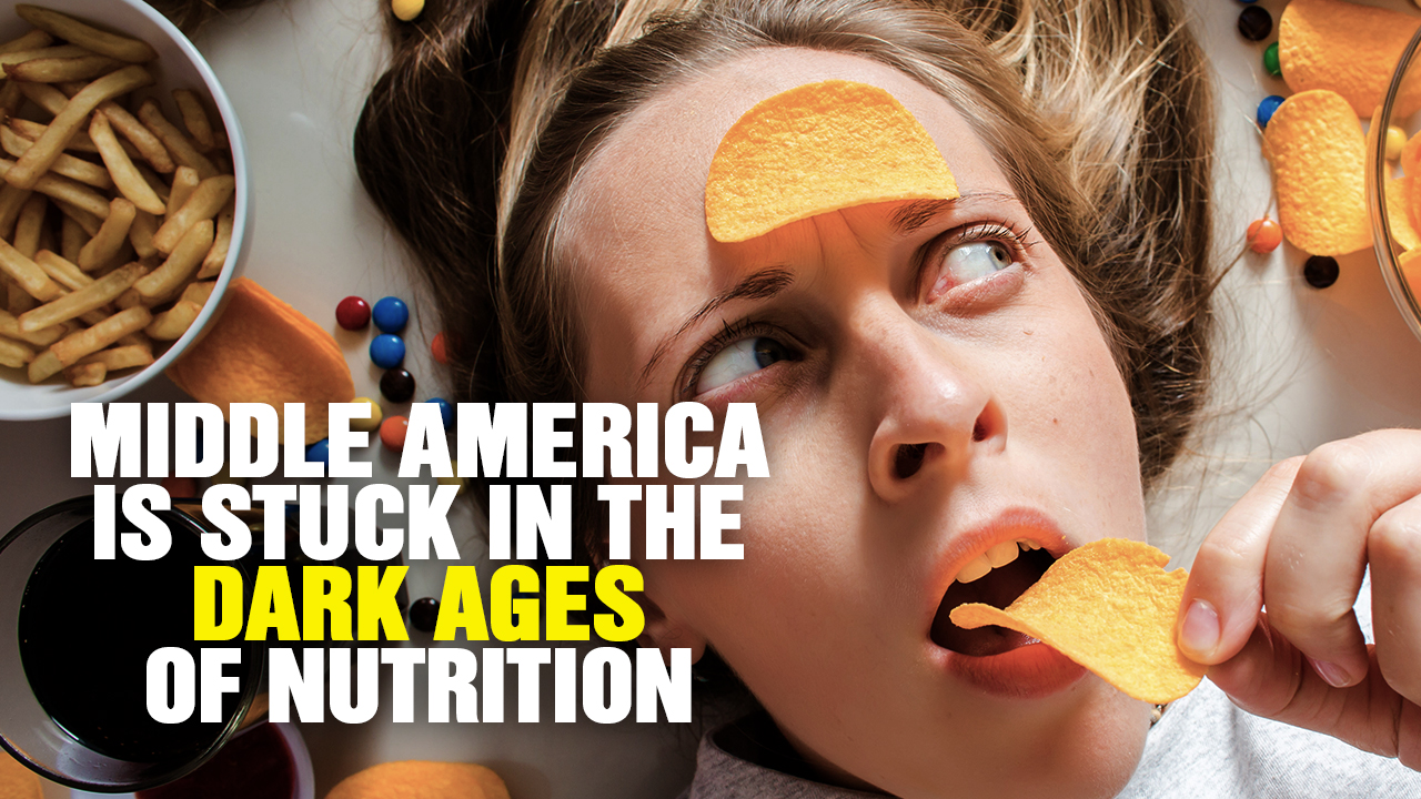Image: Middle America Stuck in the DARK AGES of NUTRITION (Podcast)